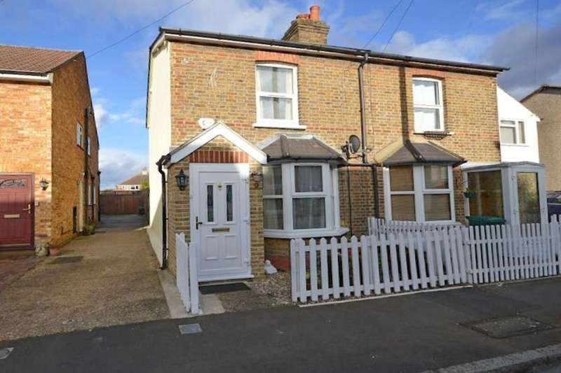 2 Bedrooms Property for sale in New Road, Hanworth, Feltham, TW13