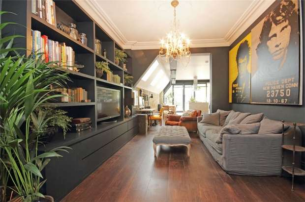 4 Bedrooms Terraced House for sale in Second Avenue, Acton/ Askew Village, London