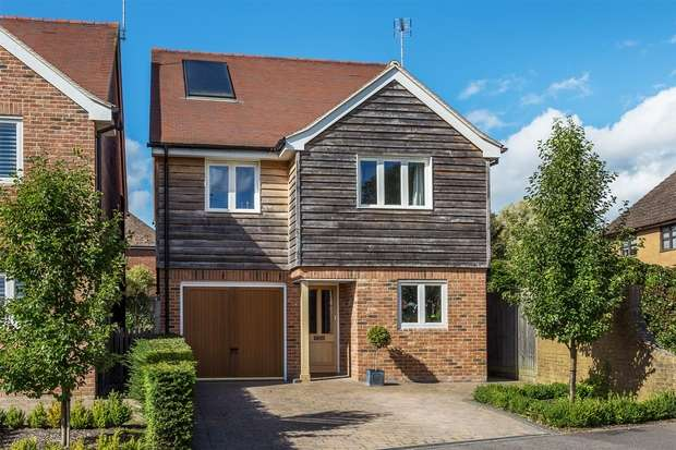 5 Bedrooms Detached House for sale in BENTLEY, FARNHAM, Hampshire