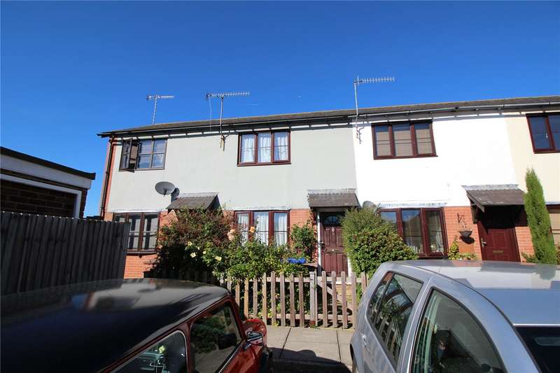 1 Bedroom Terraced House for sale in Sandringham Mews, Shandon Road, Worthing, BN14