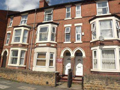 3 Bedrooms Terraced House for sale in Colwick Road, Nottingham, Nottinghamshire