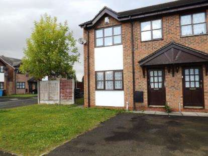 3 Bedrooms End Of Terrace House for sale in Plattbrook Close, Manchester, Greater Manchester