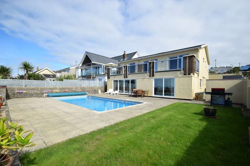 4 Bedrooms Detached House for sale in 21 Marine Drive, Ogmore-By-Sea, Vale of Glamorgan, CF32 0PJ.
