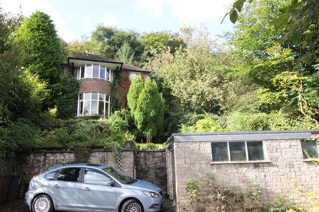 3 Bedrooms Detached House for sale in Lake Road, Rudyard, Staffordshire, ST13 8RN