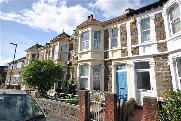 3 Bedrooms Terraced House for sale in Marston Road, Knowle, Bristol, BS4 2JH