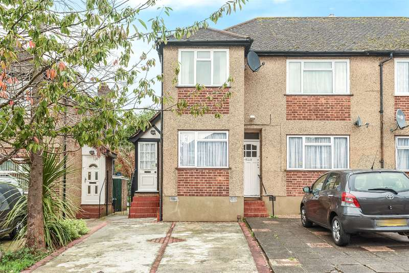 2 Bedrooms Maisonette Flat for sale in Valley Close, Pinner, Middlesex, HA5