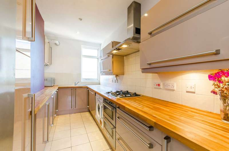 2 Bedrooms Maisonette Flat for sale in Fonthill Road, Finsbury Park, N4