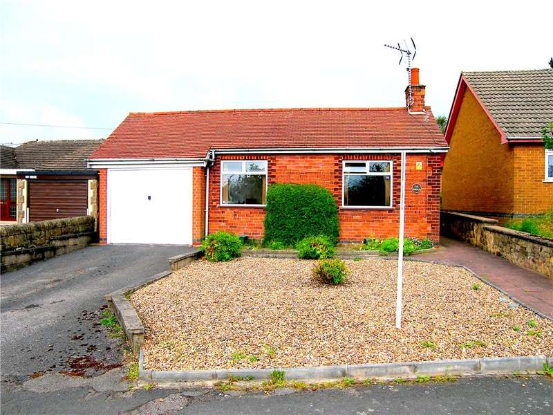 3 Bedrooms Detached Bungalow for sale in Chesterfield Road, Oakerthorpe, Alfreton, Derbyshire, DE55