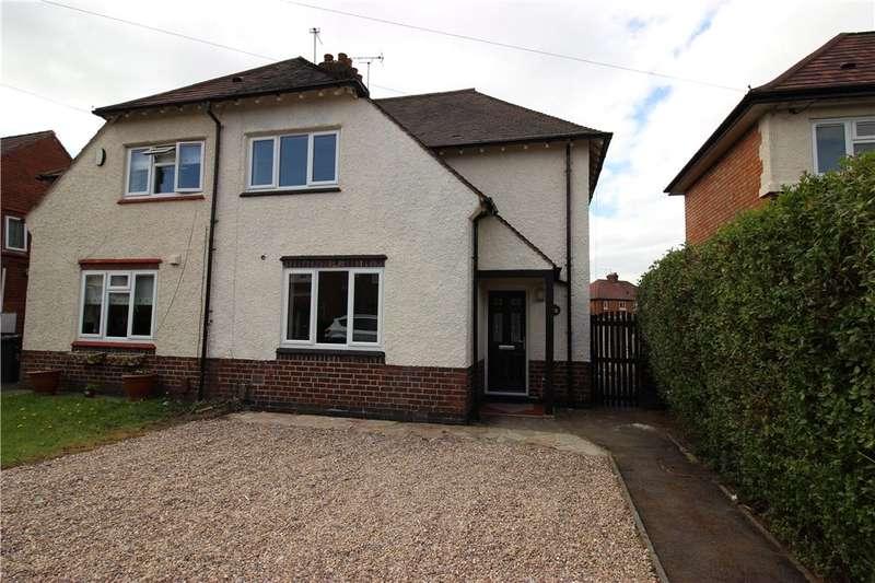 3 Bedrooms Semi Detached House for sale in Benson Street, Alvaston, Derby, Derbyshire, DE24