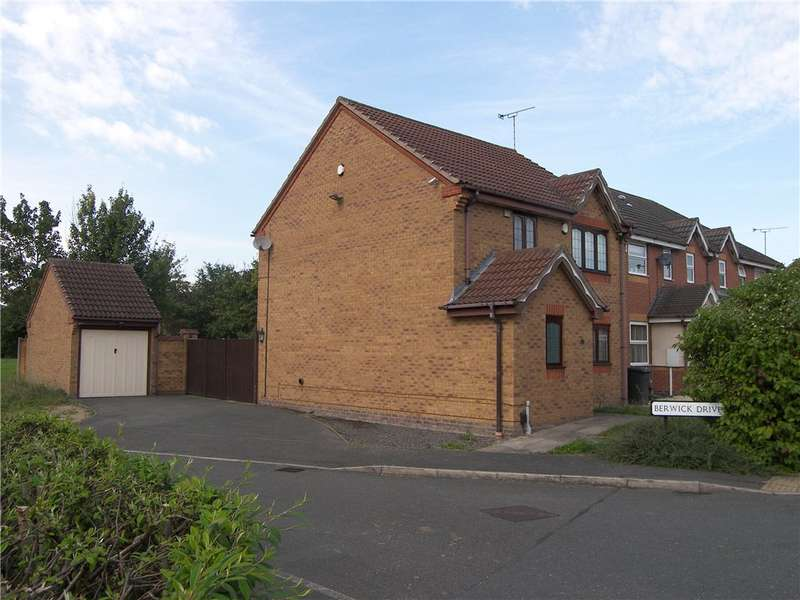 3 Bedrooms Detached House for sale in Glenmore Drive, Stenson Fields, Derby, Derbyshire, DE24