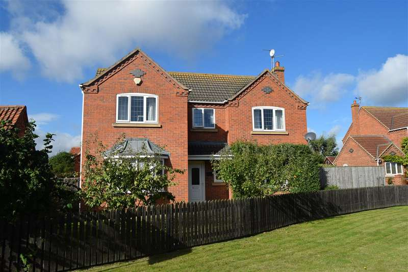 4 Bedrooms Detached House for sale in Brunts Farm Close, Claypole, Newark