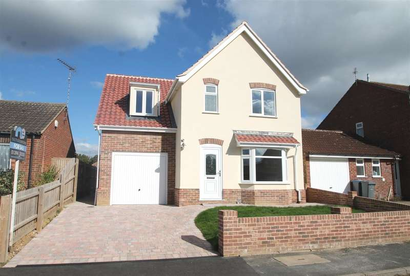 4 Bedrooms House for sale in St Martins Green, Trimley St. Martin