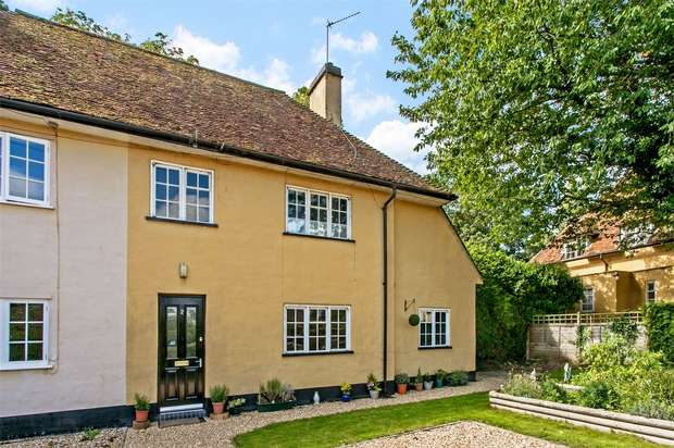 3 Bedrooms Semi Detached House for sale in Sutton Scotney, Winchester