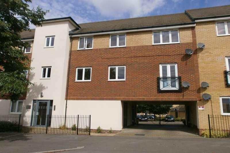 2 Bedrooms Flat for sale in Eagle Way, Hampton Centre, Peterborough, PE7