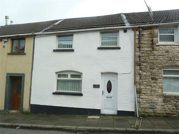 3 Bedrooms Cottage House for sale in Princess Street, Maesteg, Maesteg, Mid Glamorgan