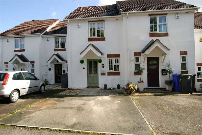 2 Bedrooms Town House for sale in Park View Close, Blurton, Stoke on Trent