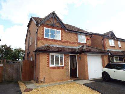 3 Bedrooms Detached House for sale in Skipton Close, Bamber Bridge, Preston, Lancashire