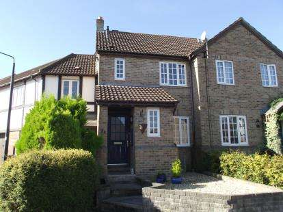 2 Bedrooms Terraced House for sale in Wick St. Lawrence, Weston-Super-Mare, North Somerset