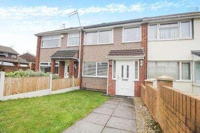 3 Bedrooms Terraced House for sale in Sheila Walk, Fazakerley, Liverpool, Merseyside, L10