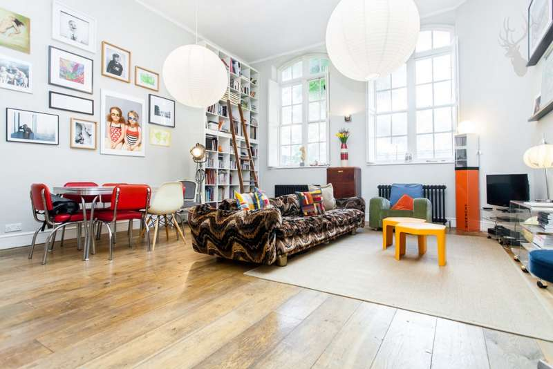 2 Bedrooms Flat for sale in Minstrel Court, Teesdale Close, Bethnal Green, E2