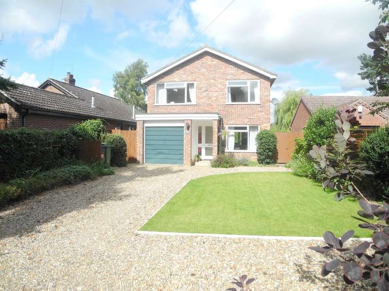 3 Bedrooms Detached House for sale in The Street, Geldeston, Beccles