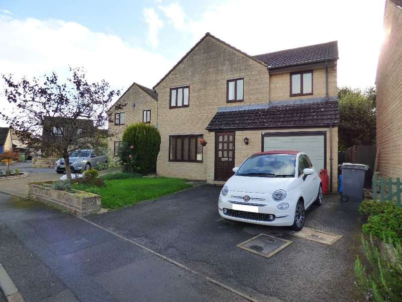 5 Bedrooms House for sale in Pheasant Way, Cirencester, Gloucestershire
