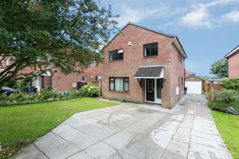 4 Bedrooms Detached House for sale in Elmers Green Lane, Skelmersdale, WN8 6SJ
