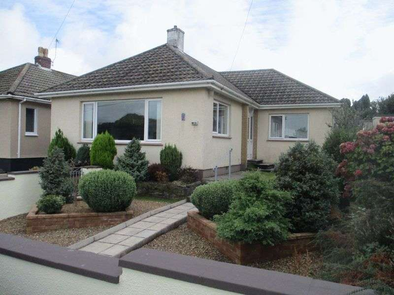 3 Bedrooms Detached Bungalow for sale in Singlerose Road, ST AUSTELL