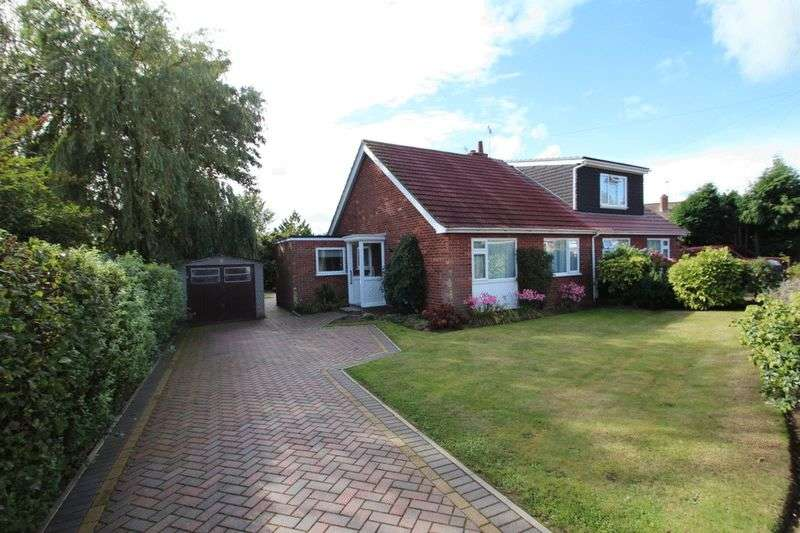 2 Bedrooms Semi Detached Bungalow for sale in Cantley, NR13