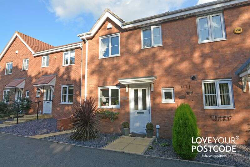 3 Bedrooms Terraced House for sale in Bramcote Way, Walsall, WS4 1DG