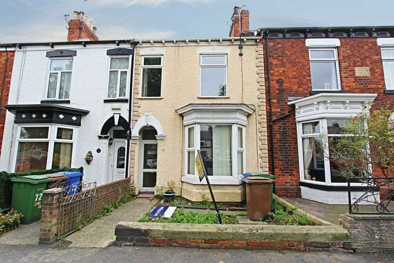 3 Bedrooms Terraced House for sale in Hull Road, Hessle