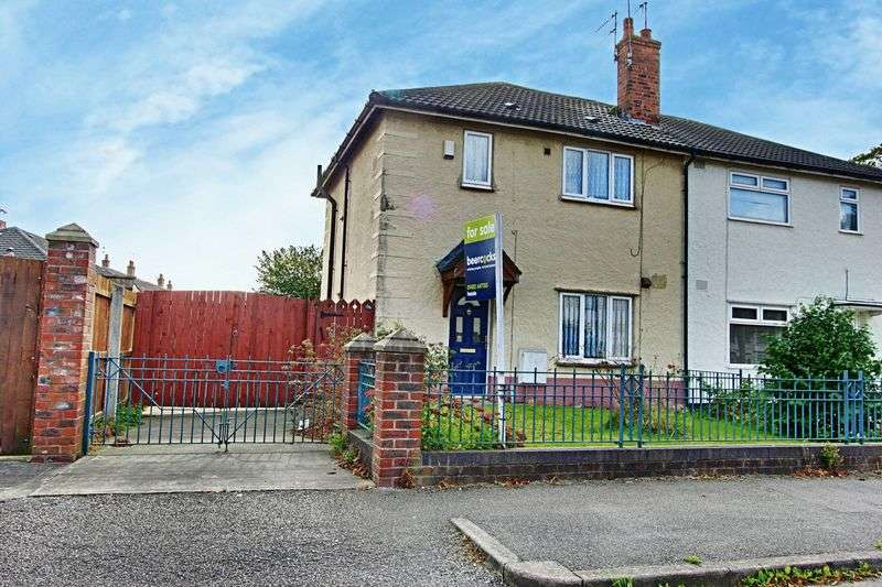 3 Bedrooms Semi Detached House for sale in Sledmere Grove, Hull