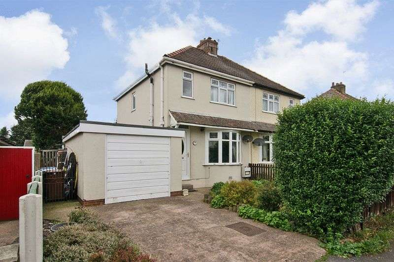 3 Bedrooms Semi Detached House for sale in Pinewood Avenue, Cannock