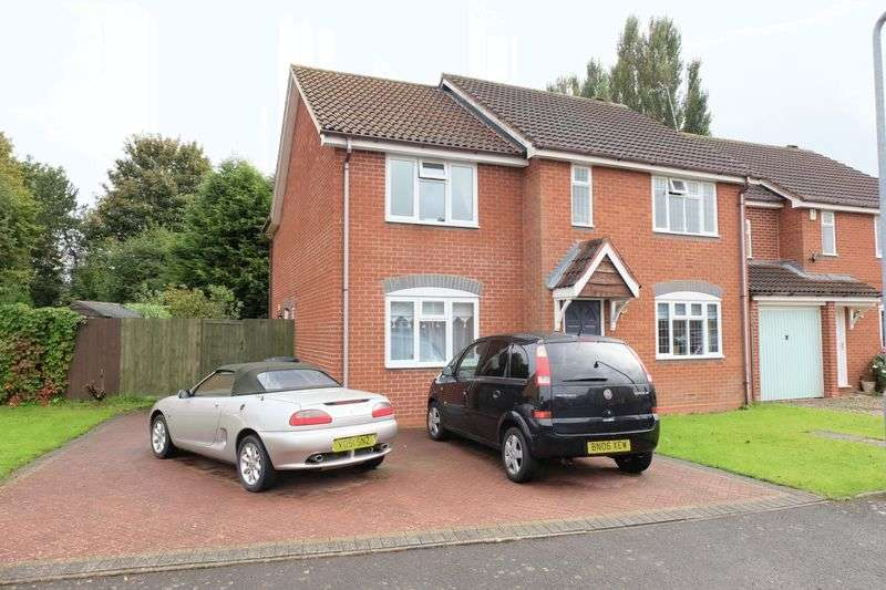 4 Bedrooms Detached House for sale in Steatite Way, Stourport-On-Severn DY13 8PD