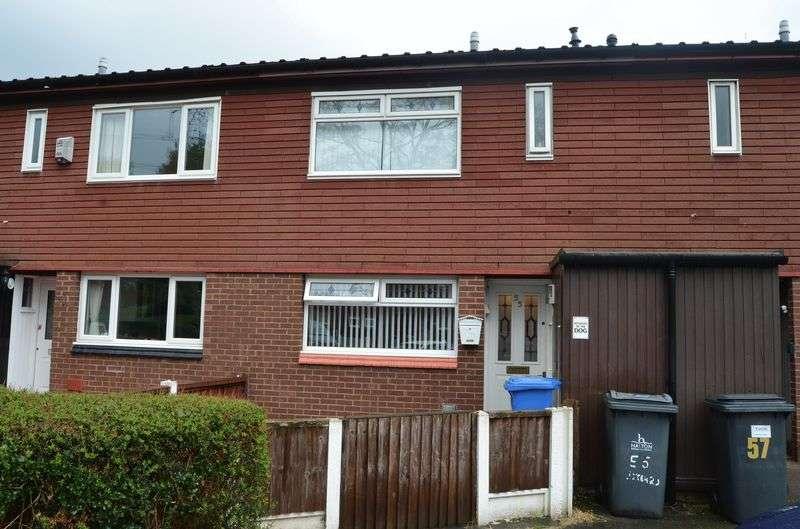 3 Bedrooms Terraced House for sale in Liskeard Close, RUNCORN