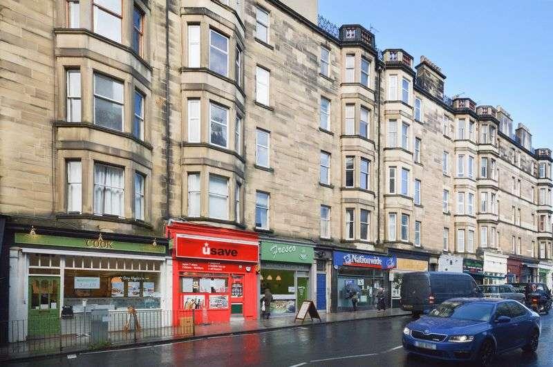 2 Bedrooms Flat for sale in 322/4 Morningside Road, Morningside, Edinburgh, EH10 4QJ
