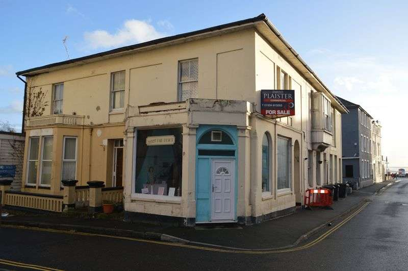 Property for sale in Upper Church Road, Weston-Super-Mare