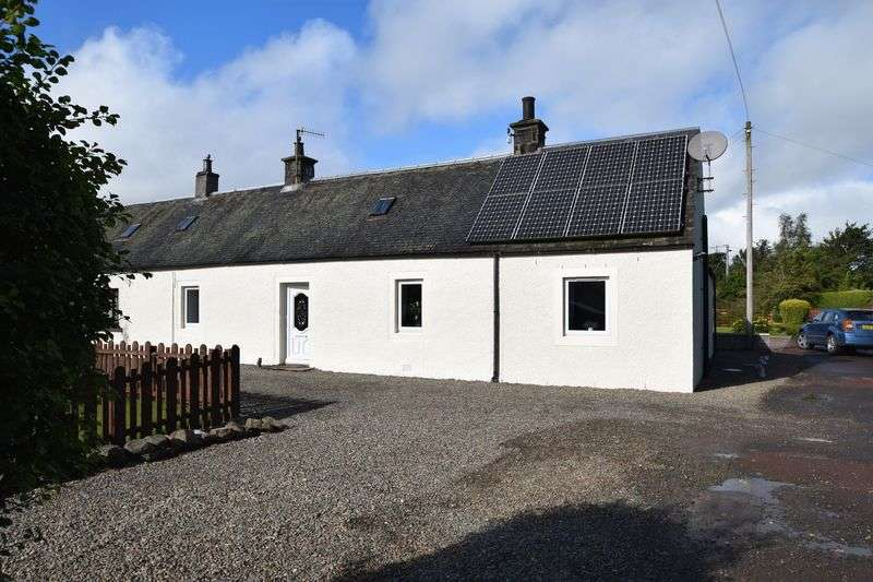4 Bedrooms Cottage House for sale in 2 Bridgend, Symington