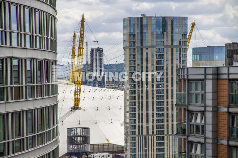 1 Bedroom Flat for sale in Charrington Tower, Providence Tower, Canary Wharf