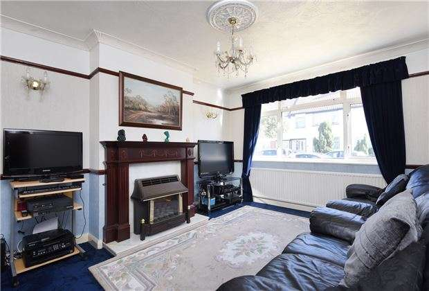 3 Bedrooms Terraced House for sale in Lexden Road, Mitcham, Surrey, CR4