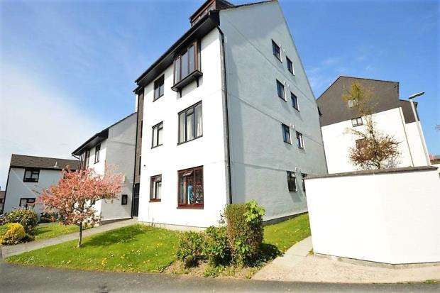 1 Bedroom Flat for sale in St Boniface Close, Plymouth, Devon
