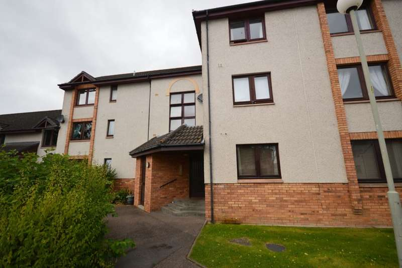 2 Bedrooms Flat for sale in Pumpgate Court, Inverness, IV3