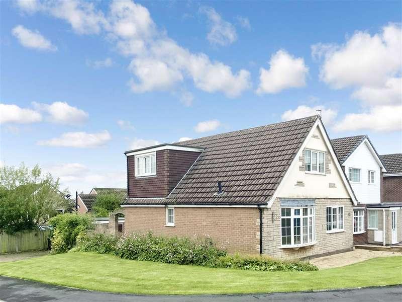 4 Bedrooms Detached House for sale in Woodside Road, Simonstone