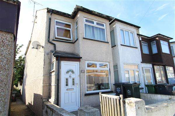 2 Bedrooms Terraced House for sale in Vernon Road, Swanscombe, Swanscombe