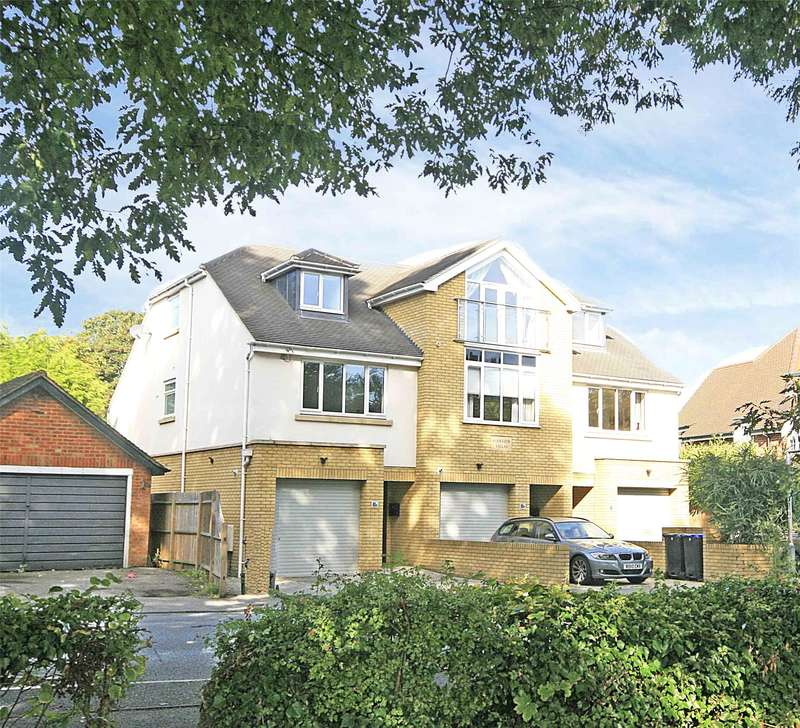 4 Bedrooms End Of Terrace House for sale in Camphill Road, West Byfleet, Surrey, KT14