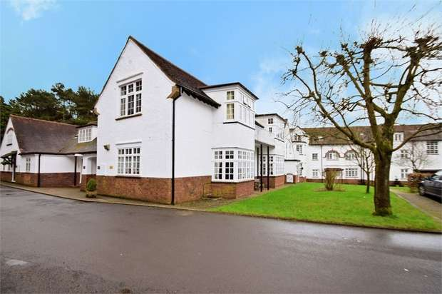 2 Bedrooms Flat for sale in Romsley Hill Grange, Farley Lane, Romsley, HALESOWEN, Worcestershire