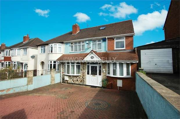 6 Bedrooms Semi Detached House for sale in Pool Lane, Oldbury