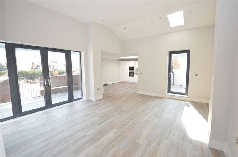 2 Bedrooms Flat for sale in Lower Richmond Road, Richmond, Surrey