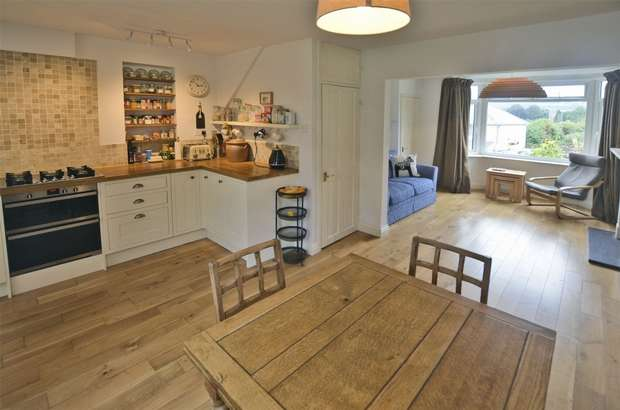 4 Bedrooms Semi Detached House for sale in 18 Eagle Road, Northend, Batheaston, Bath