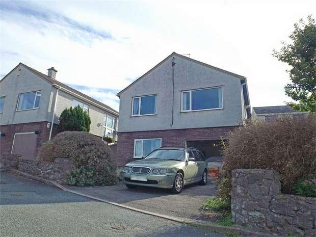 4 Bedrooms Detached House for sale in Llys Gwyn, Caernarfon, Gwynedd